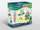 Evenflo ExerSaucer Baby Exerciser - Ultra 2-in-1