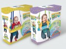 Evenflo ExerSaucer Jump & Go Packaging