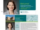 Physician Welcome Card